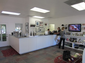 Andrew Murray Tasting Room