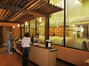 Tablas Creek tasting room