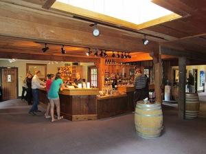 Beauregard tasting room
