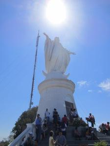 The Madonna of Santiago