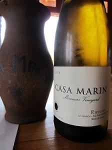 Casa Marin wine