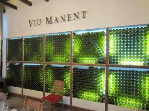 Viu Manent tasting room