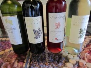 Bodega Nanni wines