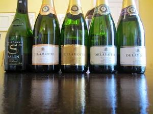 Delamotte wines