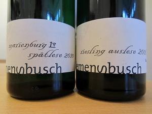 Clemensbusch wines