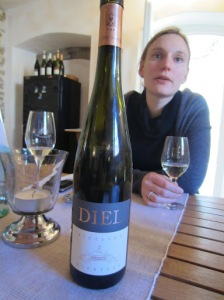 Tasting with Caroline Diel