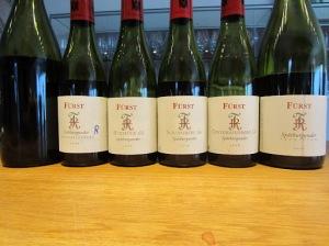 Rudolf Fuerst wines