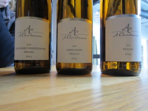 Weingut Christmann wines