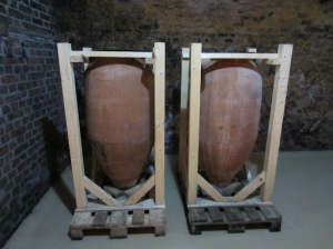 Amphorae at Domaene Wachau