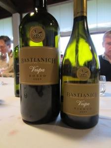 The Vespa wines of Bastianich