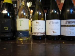 Collavini range of wines