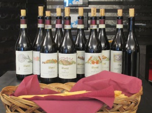 The huge range of Vietti wines