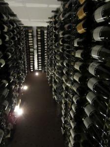 Private cellar of Domenico Clerico