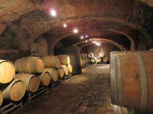 The charming cellars of Chiara Boschis