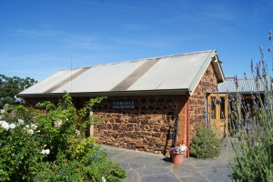 Coriole farmhouse tasting room