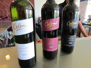 Colome wines