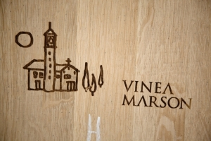 Vinea Marson Wine Barrel
