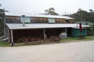 The Paramoor converted barn