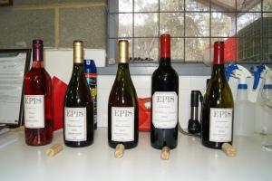 Domaine Epis wines