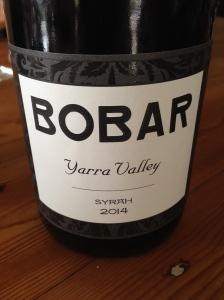 Bobar Yarra Valley Chardonnay 2013