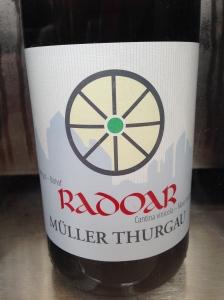 Radoar Muller Thurgau