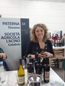 Claudia from Paterna