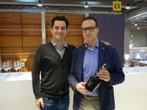 The Intrepid Wino with Pietro Nardin from Borgo Molino