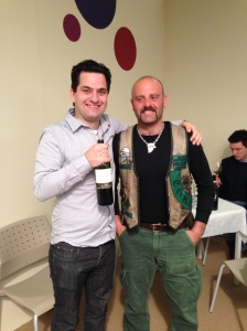 The Intrepid Wino with Paolo from Mamete Prevostini