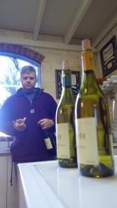 Dan Pannell from Picardy wines in Pemberton, Western Australia