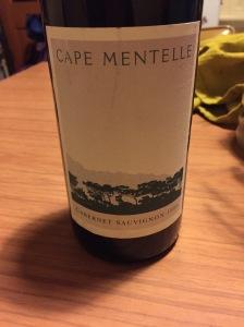 Cape Mentelle Cabernet Sauvignon 1995