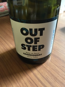 Out of Step Syme on Yarra Chardonnay 2014