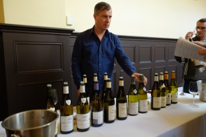 Tim Stock from Vinous Imports