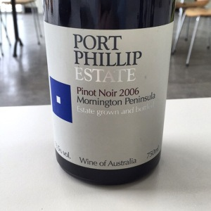 Port Phillip Estate Pinot Noir 2006