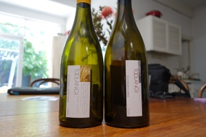 Toolangi Estate Chardonnay 2013 & Reserve Shiraz 2010