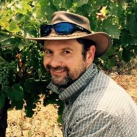 Daniel Fiscal from Linnaea Vineyards