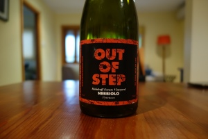 Out of Step Nebbiolo 2014