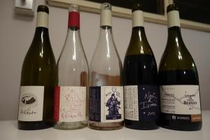 Domaine Breton wines