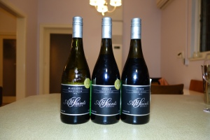 All Saints Estate Family Cellar Marsanne & Shiraz 2013 and Durif 2012