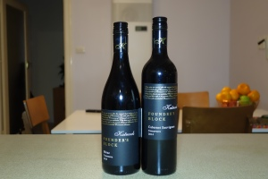Katnook Estate Founder's Block Shiraz 2015 & Cabernet Sauvignon 2014