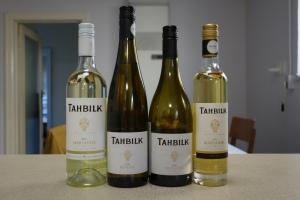 Tahbilk Marsanne, Riesling & Viognier 2016 and Cane Cut Marsanne 2012