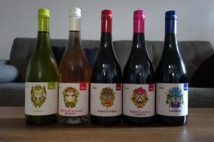 Samu 2016 wines