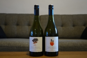 Topper's Mountain Barrel Ferment Sauvignon Blanc 2013 & Barrel Aged Gewürztraminer 2013
